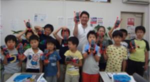 ロボット教室8